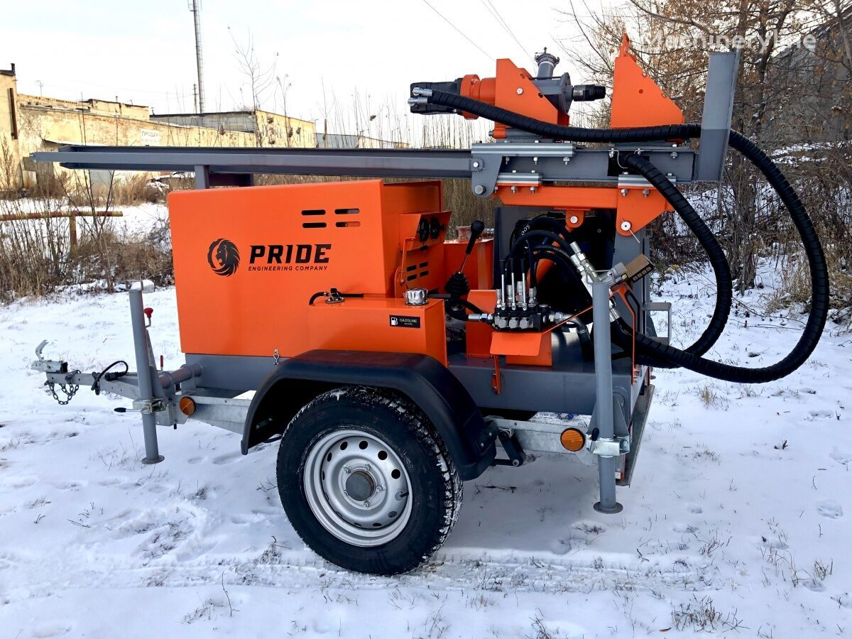 neues PRIDE Triler 80 gasoline Bohrgerät