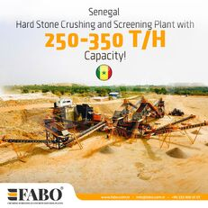 neue FABO STATIONARY CRUSHING & SCREENING PLANT 250-350 TPH Brecher