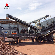 neue Liming Ore mining and quarry application combination mobile crushing pl Brecher