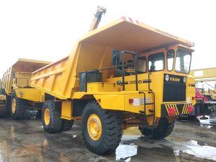 FAUN K35.6 Dumper starr
