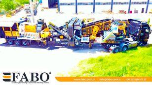 neue FABO FULLSTAR-60 Crushing, Washing & Screening  Plant mobile Brecher