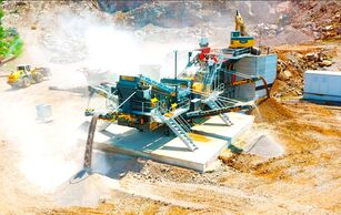 neue FABO PRO-150 MOBILE CRUSHING & SCREENING PLANT | BEST QUALITY mobile Brecher