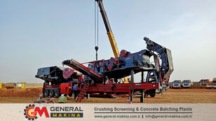 neue GENERAL MAKİNA GNR950 Portable Crushing and Screening Plant mobile Brecher