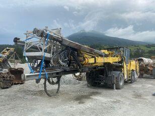 Atlas Copco XE3C ROCKET BOOMER Bohrwagen Tunnelbau sonstige Untertageausrüstung