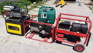 SDMO Europower  Benzingenerator