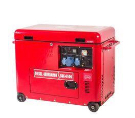neuer JAVAC 6,3 KVA, SD6500B Generator 230/380v 50hz Dieselgenerator