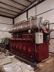 MBU MTU MBH 6 VDG 48 / 42 AL  500 OBR / MIN SILNIK DO STATKU SILNIK  Dieselgenerator