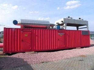 MTU 12V4000 G61 Dieselgenerator