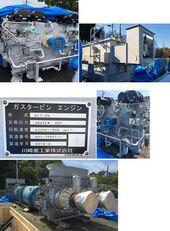 neuer KAWASAKI 12MW, GAS-TURBINE POWER PLANT Gasgenerator