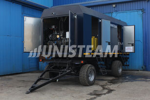 UNISTEAM ППУ 1600/100 серии UNISTEAM-MPD на прицепе anderer Stromgenerator