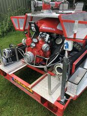MAGIRUS Fire 1000 portable pump with trailer Feuerlöschpumpe